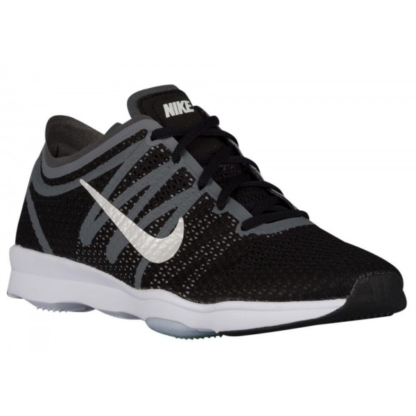 Nike Air Zoom Fit 2 Damen-Trainingsschuh Schwarz/D...