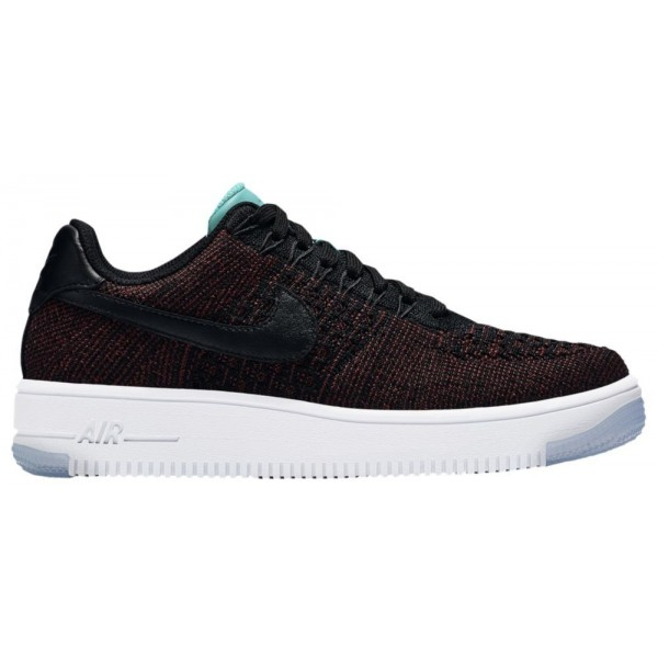 Nike AF1 Ultra Force Damen-Basketballschuh Schwarz...