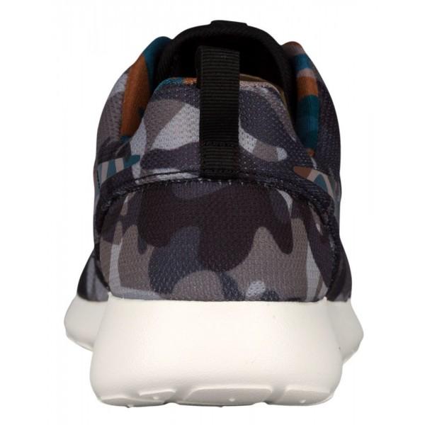 Nike Roshe One Damen-Laufschuhe Schwarz/Brigade Blau/Anthracite/Coolt Grau
