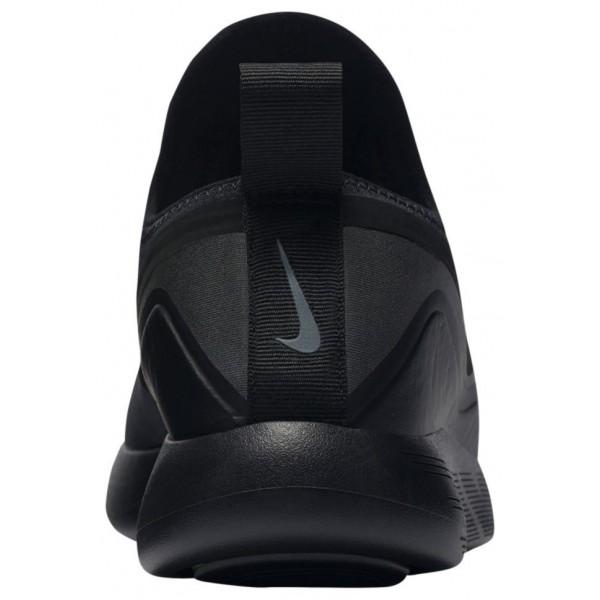 Nike Lunarcharge Herren-Laufschuhe Schwarz/Dunkelgrau/Schwarz/Volt