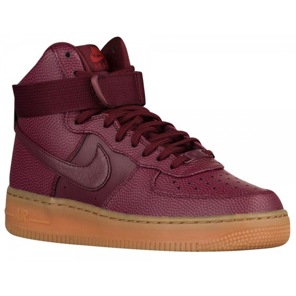 Nike Air Force 1 High Damen-Basketballschuh Night ...