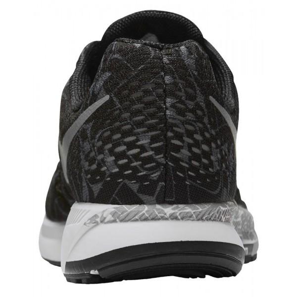 Nike Air Zoom Span Damen-Laufschuhe Schwarz/Weiß/Wolf Grau