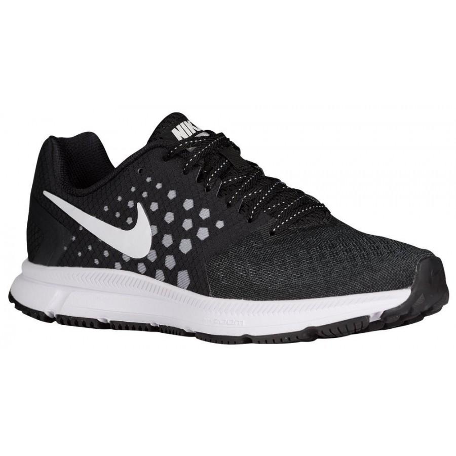 kaufen Nike Zoom Span Laufschuhe Schwarz Sneakers Herren