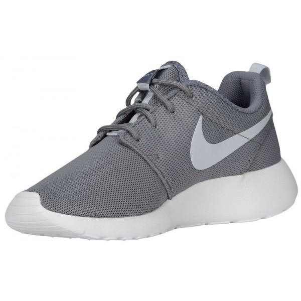 Nike Roshe One Damen-Laufschuhe Cool Grau/Pure Platinum/Summit Weiß