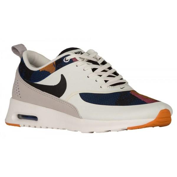 Nike Air Max Thea Damen-Laufschuhe Game Royal/Schw...