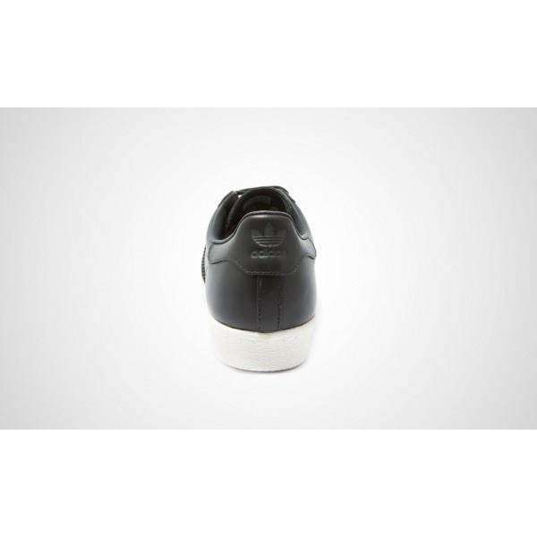 Adidas Superstar 80S Metal Toe TF Damen (Schwarz/copper) Core Schwarz/Core Schwarz/COPPMT S76535