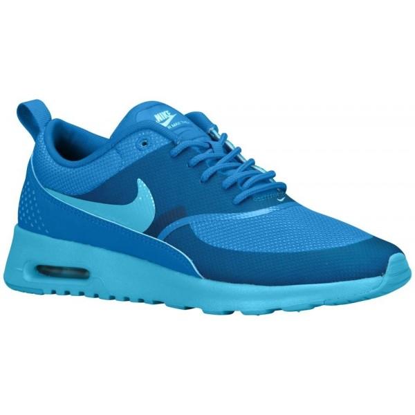 Nike Air Max Thea Damen-Laufschuhe Clearwater/Hell...