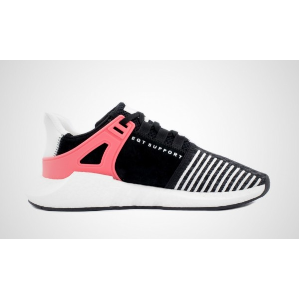 "Adidas EQT Support 93/17 ""Turbo Rot"" (Schwarz/Rosa) CORE Schwarz/CORE Schwarz/TURBO F11 BB1234"
