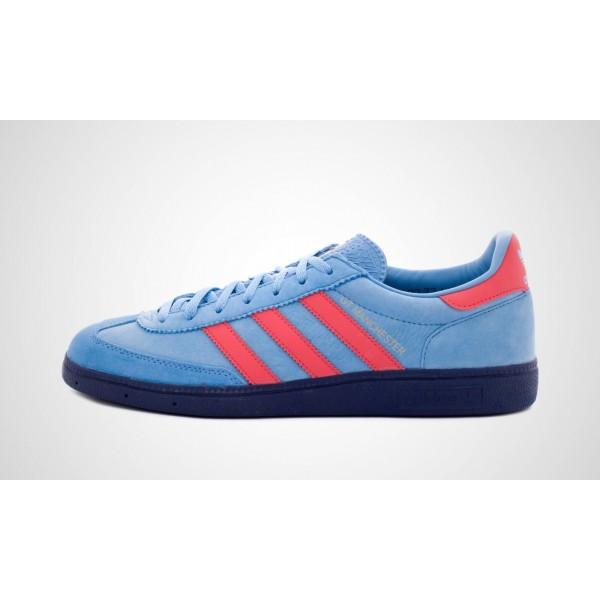 Adidas GT Manchester Spezial (Blau/Rot) LTBlau/BRI...