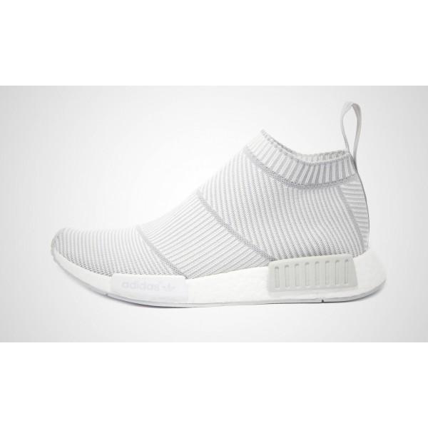 Adidas NMD_CS1 Primeknit (Weiß) FTWWHT/CHSOGR/CHS...