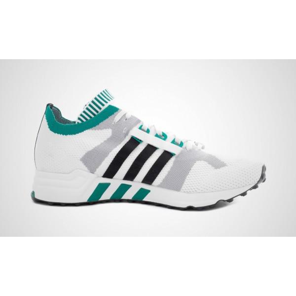 Adidas EQT Running Cushion 93 Primeknit (Weiß/Grün) VINWHT/Core Schwarz/SUBGRN S79113