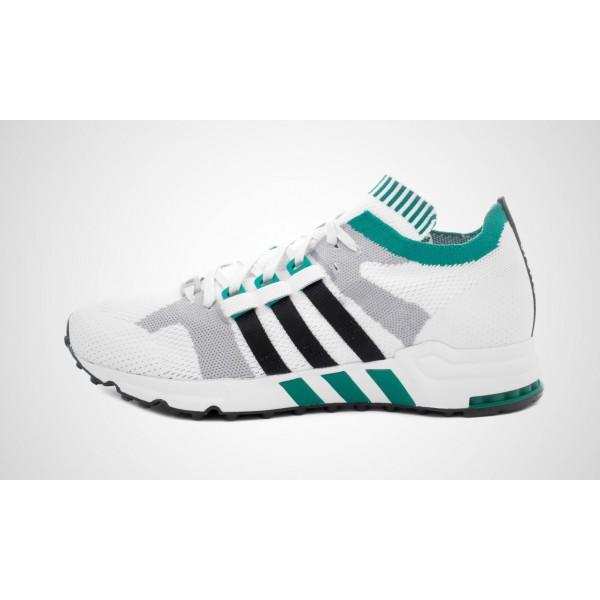 Adidas EQT Running Cushion 93 Primeknit (Weiß/Gr�...