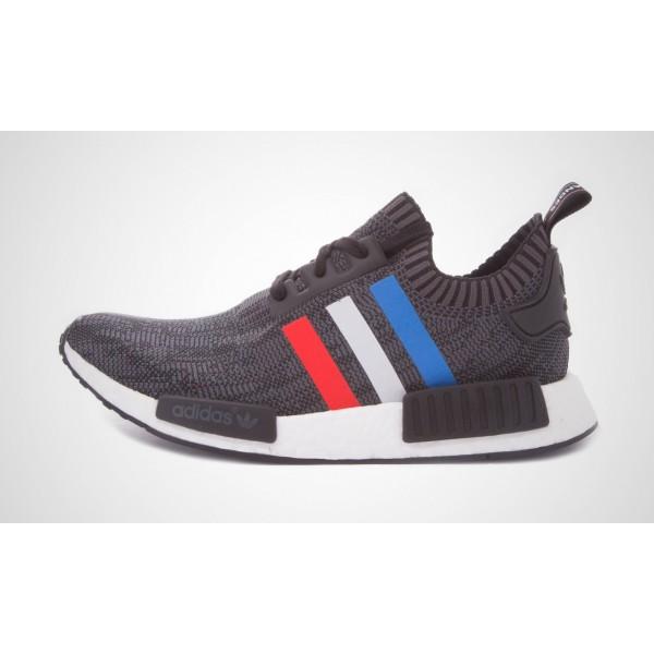 "Adidas NMD_R1 PK ""Tri-color"" (Schwarz) C..."