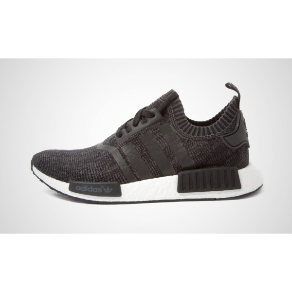 "Adidas NMD_R1 PK ""Winter Wool - Schwarz""..."