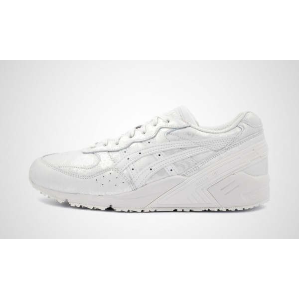 Asics Gel-Sight (Weiß) GLACIER Grau/GRACIER Grau ...