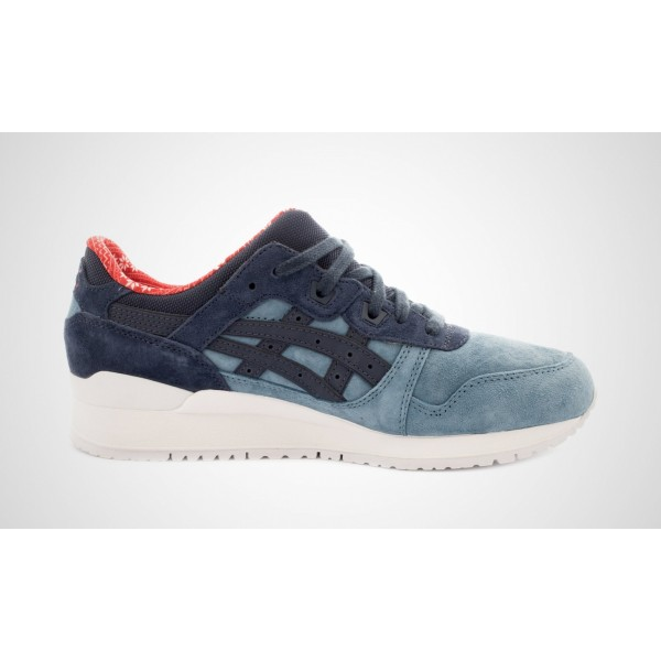 "Asics Gel-Lyte III ""X-Mas Pack"" Blau MIRAGE/INDIA INK H6X4L-4650"