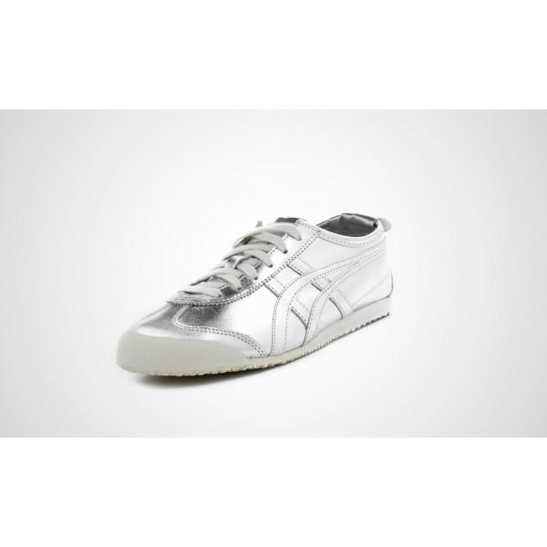 Asics Mexico 66 (Silber) Silber/Silber D6G1L-9393