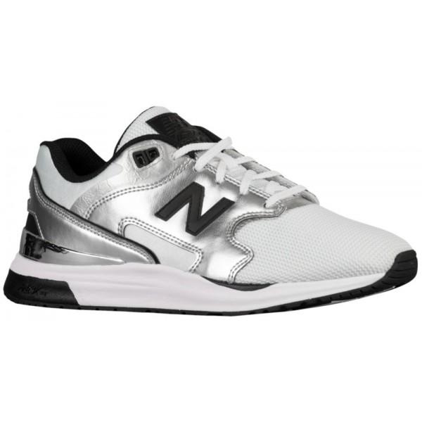 New Balance 1550 Damen-Laufschuhe Silber/Weiß