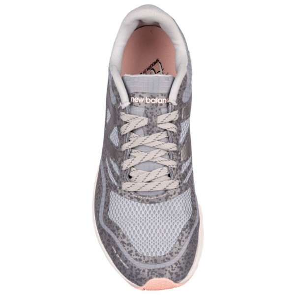 New Balance Fresh Foam Gobi Damen-Laufschuhe Silber/Grau