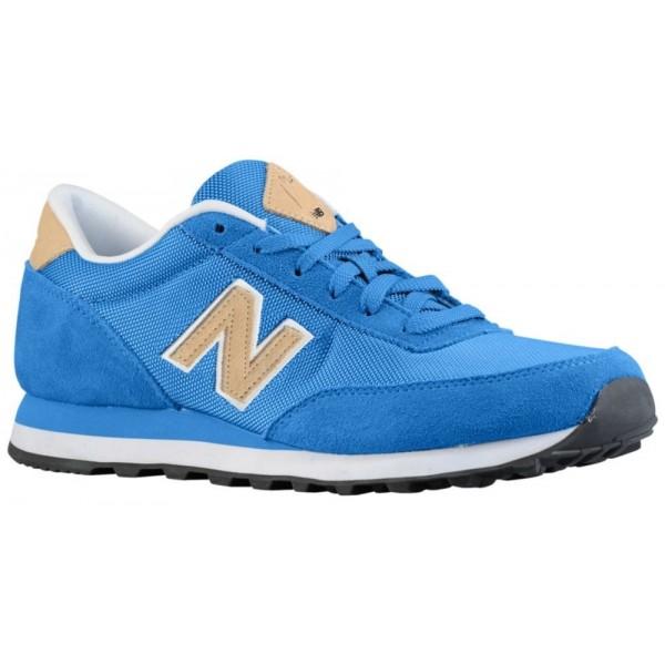 New Balance 501 Herren-Laufschuhe Blau