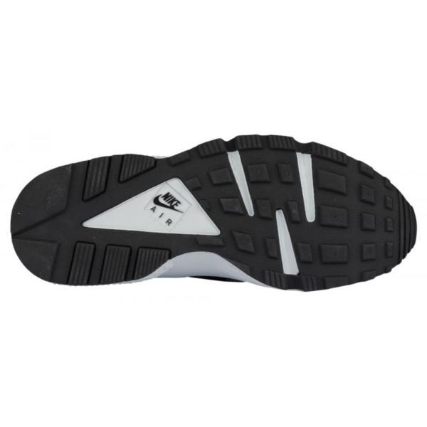 Nike Air Huarache Damen-Laufschuhe Schwarz/Pure Platinum