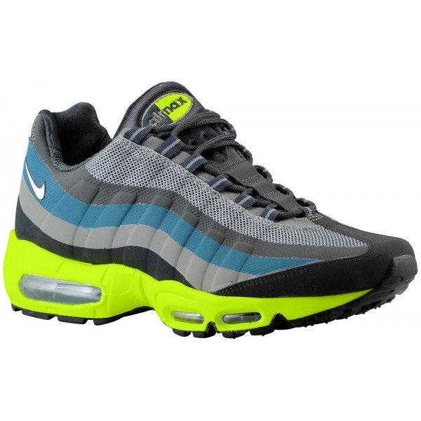 Nike Air Max 95 No Sew Herren-Laufschuhe Medium Ba...