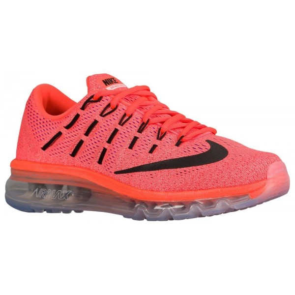 Nike Air Max 2016 Damen-Laufschuhe Hyper Orange/Su...