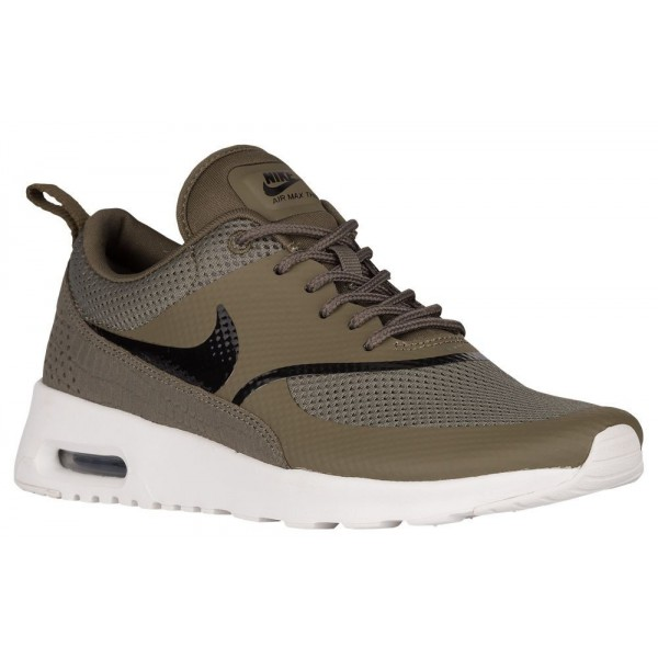 Nike Air Max Thea Damen-Laufschuhe Medium Olive/Sc...