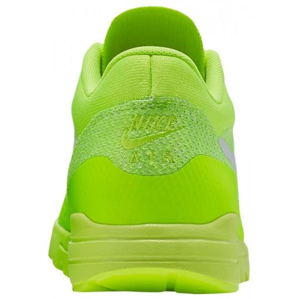 Nike Air Max 1 Ultra Damen-Laufschuhe Volt/Weiß/Electric Grün