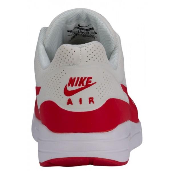 Nike Air Max 1 Ultra Damen-Laufschuhe Summit Weiß/University Rot/Weiß
