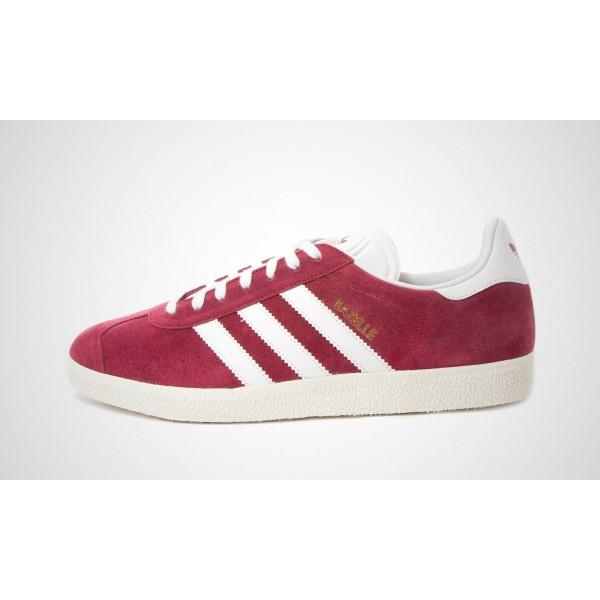 Adidas Gazelle (burgundy) COLLEGIATE BURGUNDY/Wei�...