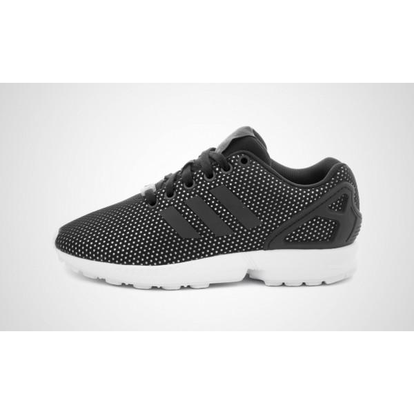 Adidas ZX Flux Damen (Schwarz/Silber) Core Schwarz...