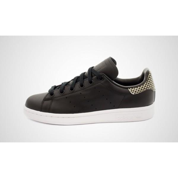 Adidas Stan Smith (Schwarz/Gelb) Core Schwarz/Core...