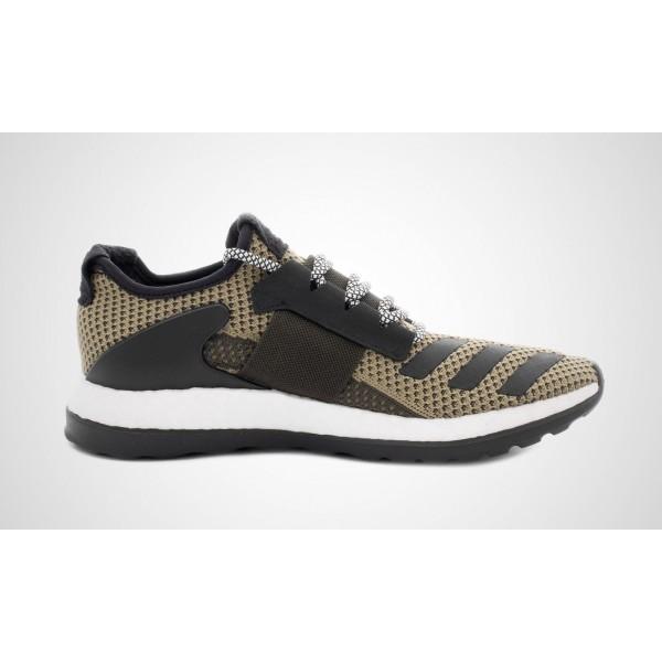 "Adidas Consortium ADO Pure Boost ZG ""Day One"" (olive) Pantone Grün S81827"