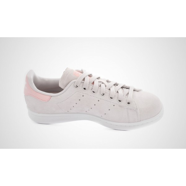 Adidas Stan Smith Damen (Rosa/beige) PEAGRE/FTWWHT BB5048