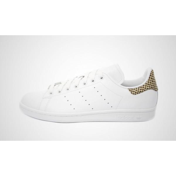 Adidas Stan Smith (Weiß/Gelb) FTWWHT/FTWWHT/FTWWH...