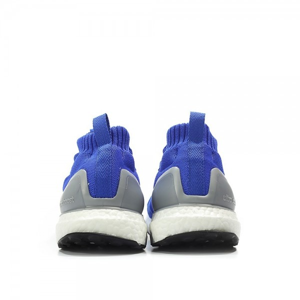 Adidas Consortium Ultra Boost Mid 'Run Thru Time' Blau/Weiß BY3056