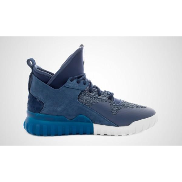 Adidas Tubular X (Blau/Weiß) CONAVY/MNBLU/BRBLUE S74926