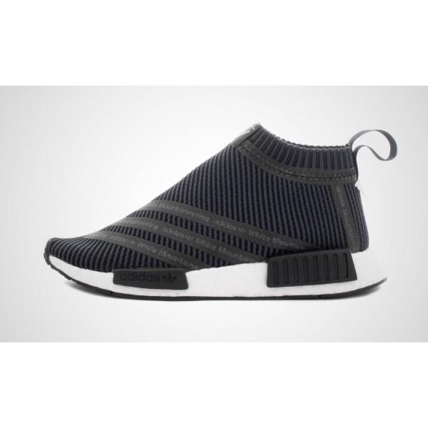 Adidas x Weiß Mountaineering NMD City Sock (Schwa...
