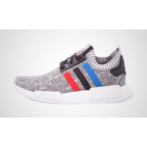 "Adidas NMD_R1 PK ""Tri-color"" (Grau) FTWR..."