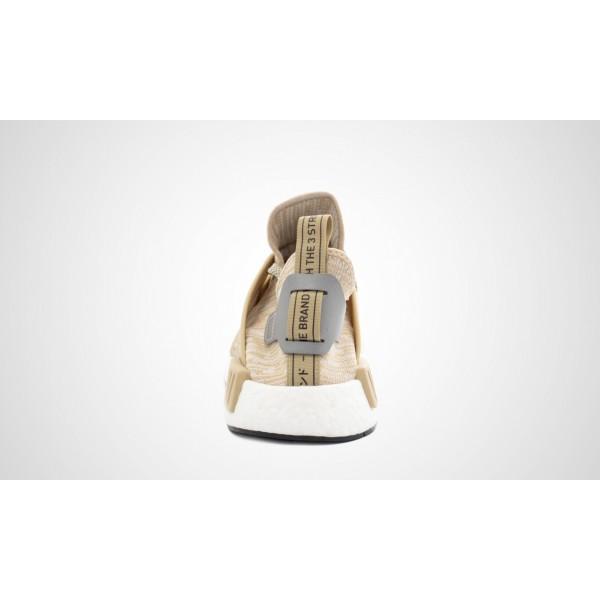 Adidas NMD_XR1 PK (beige) LINEN S17/MATTE Silber/CORE Schwarz S77194