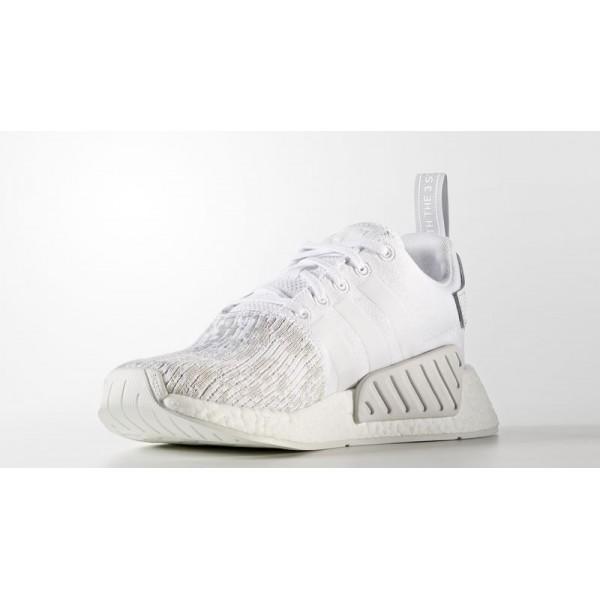 Adidas NMD R2 Damen Schuhe Grau BY8691