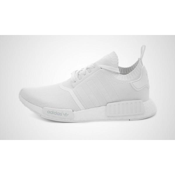 Adidas NMD Runner Primeknit (Weiß/Weiß) VINWHT/V...