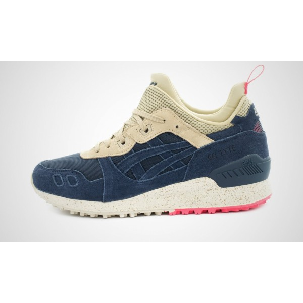 Asics Gel-Lyte MT (Blau/beige) INDIA INK/INDIA INK...