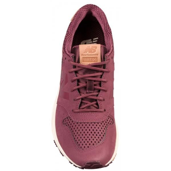 New Balance 96 Damen-Laufschuhe Boysenberry