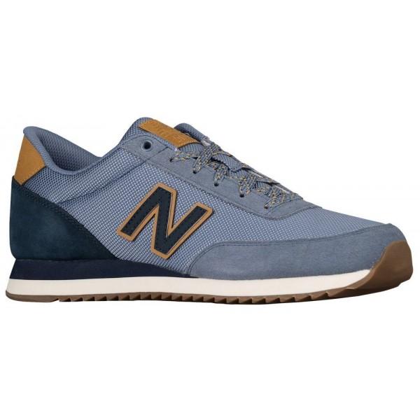 New Balance 501 Herren-Laufschuhe Blau Rain