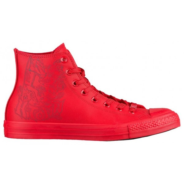 Converse All Star Leather Hi Herren-Basketballschu...