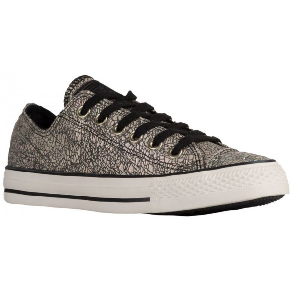 Converse All Star Ox Damen-Basketballschuh Schwarz...