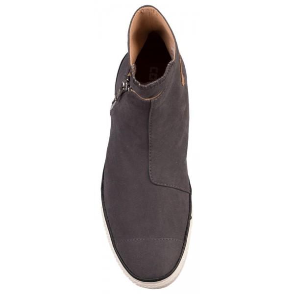 Converse All Star Hi Line Damen-Casual Schuhe Almost Schwarz/Biscuit/Egret