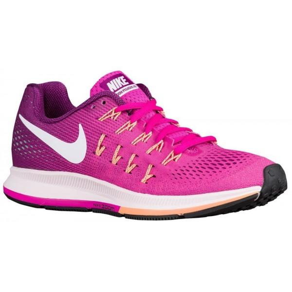 Nike Air Zoom Pegasus 33 Damen-Laufschuhe Fire Ros...